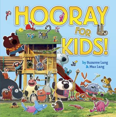 Hooray for kids!