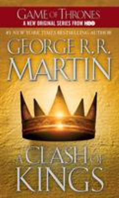 Book cover for A clash of kings