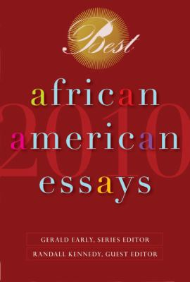 Best African American essays, 2010