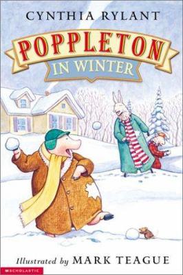 Poppleton in winter