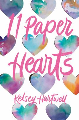 Link to Catalogue record for 11 paper hearts