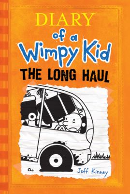 Link to Catalogue record for Diary of a wimpy kid. The long haul