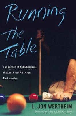 Running the table : the legend of Kid Delicious, the last great American pool hustler