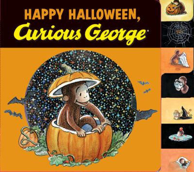 Happy Halloween, Curious George