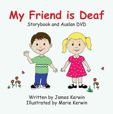 Cover Image for My Friend is Deaf