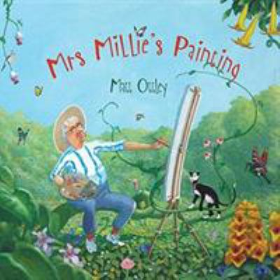 Book cover for Mrs Millie's Painting
