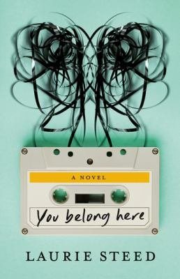 Book Cover Image for You Belong Here