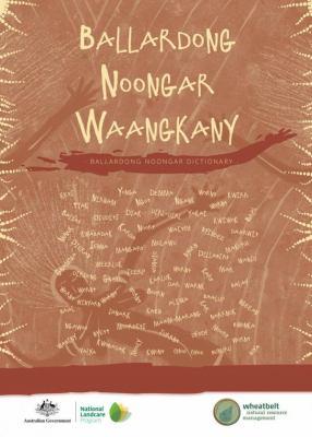 Book cover for Ballardong Noongar Waangkany