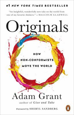 Originals : how non-conformists move the world
