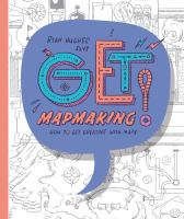 Rian Hughes says Get mapmaking! : how to get creative with maps.