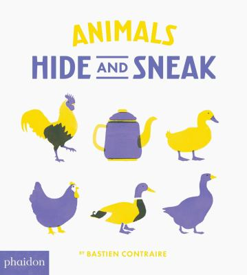 Animals : hide and seek
