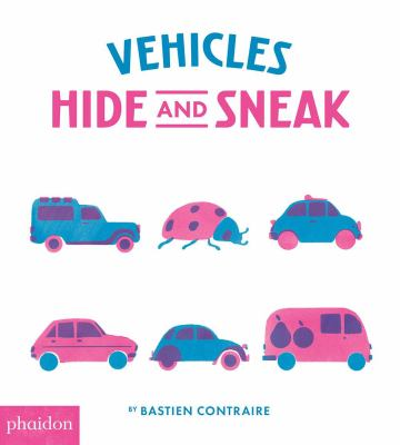 Vehicles Hide and Seek