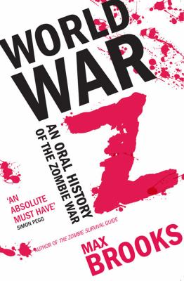 Book cover for World War Z