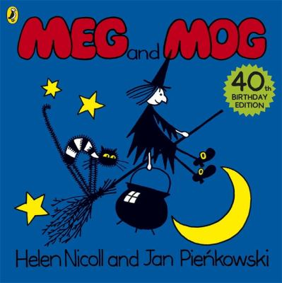 Link to Catalogue record for Meg and Mog