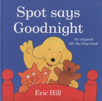 Cover Image for Spot says goodnight
