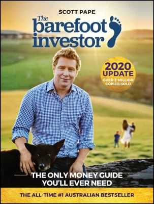 Book Cover Image for The barefoot Investor