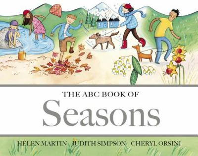 Link to Catalogue record for The ABC book of seasons