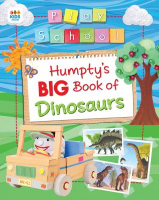 Link to Catalogue record for Humpty's Big Book of Dinosaurs