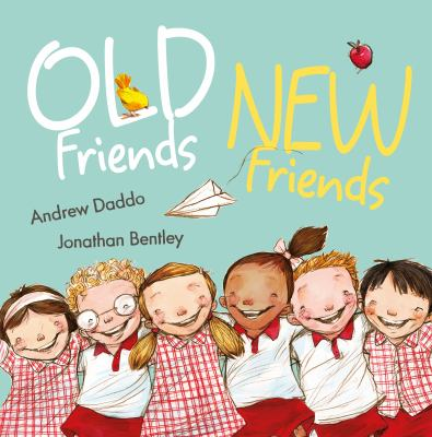 "Book Cover - Old friends new friends"" title=""View this item in the library catalogue"