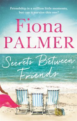Book cover for Secrets Between Friends