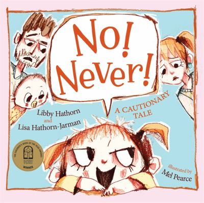 Link to Catalogue record for No! Never!