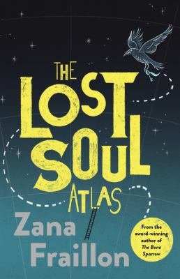 Book cover for The Lost Soul Atlas