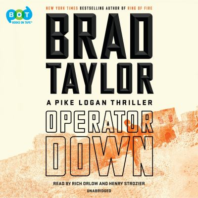 Operator down: a Pike Logan thriller
