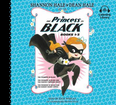 Princess in Black Series, Books 1-3