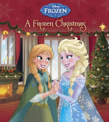 Link to Catalogue record for A Frozen Christmas