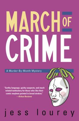 March of crime : a murder-by-month mystery