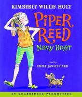 Piper Reed, Navy Brat