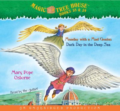 Magic tree house collection. Books 38 & 39