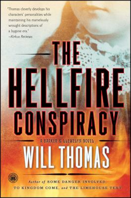 The Hellfire conspiracy: a Barker & Llewelyn novel