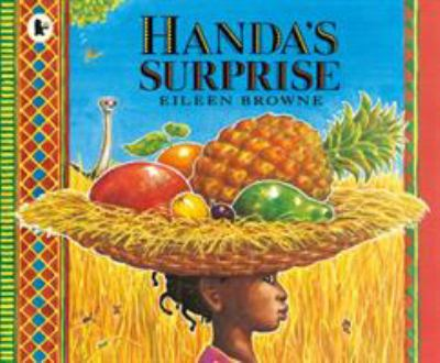 Cover Image for Handa's surprise