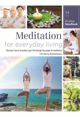 Book cover for Meditation for everyday living