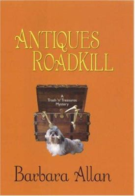 Antiques roadkill: a trash 'n' treasures mystery