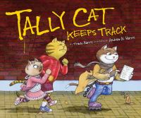 Tally Cat Keeps Track.
