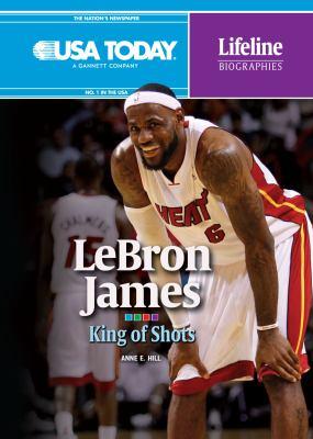 LeBron James: king of shots