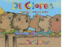 De Colores = Bright with Colors
