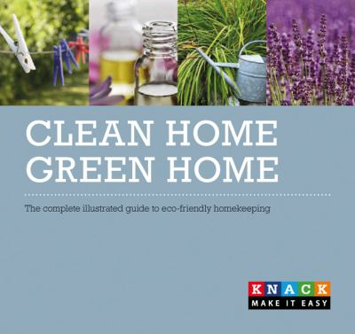 Cover Image for Clean home, green home