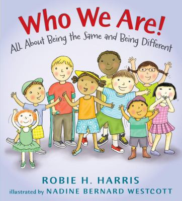 Who we are! :  all about being the same and being different