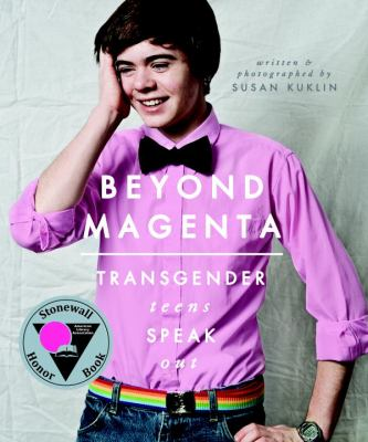 Cover Image for Beyond magenta : transgender teens speak out