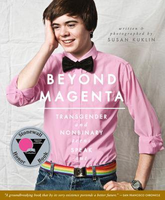 Cover Image for Beyond magenta : transgender teens speak out