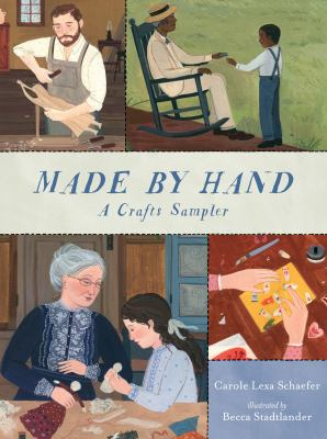 Made by hand  : a crafts sampler
