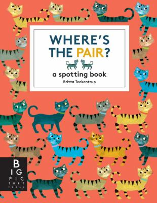 Where's the pair? : a spotting book