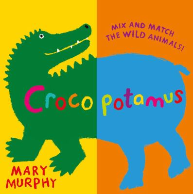 Crocopotamus: mix and match the wild animals