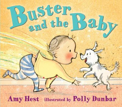 Buster and the baby