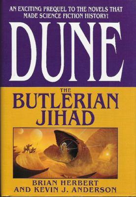 Dune. the Butlerian jihad