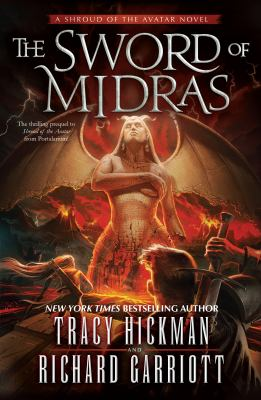 The sword of Midras  : a shroud of the Avatar novel