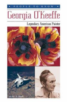 Georgia O'Keeffe :  legendary American painter